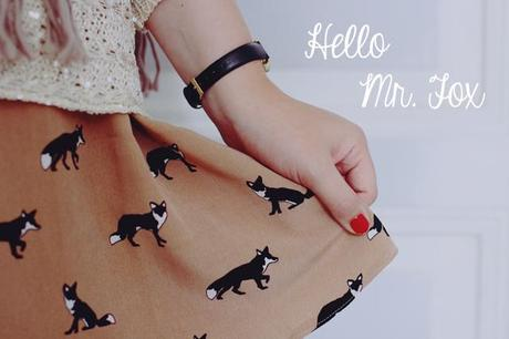 asos Fuchskleid asos fox dress hello mr fox 1