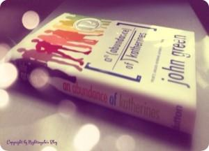 "Rezension zu ""An Abundance of Katherines"" von John Green"
