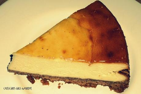 New York Cheesecake with lemon [Bakery]