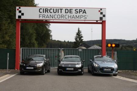Blogger Road Trip Circuit de spa Francorchamps