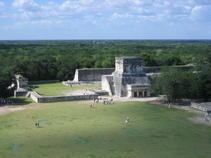 Neueröffnung eines Maya Museum in Yucatan