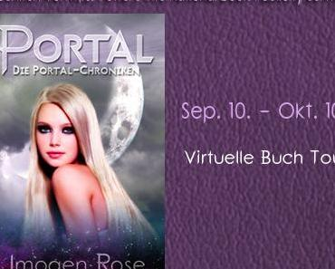 """Blogtour zu """"Portal"""" von Imogen Rose"""