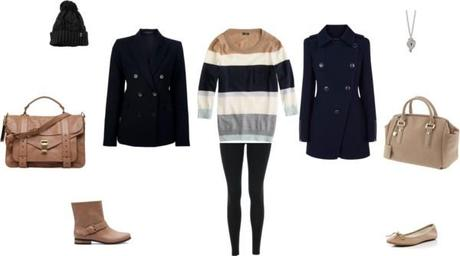 Herbst Day & Night Outfit