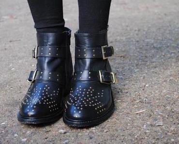 Chloe Susanna studded Boots lookalike