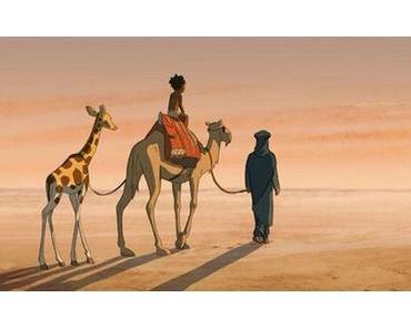 """""""Die Abenteuer der kleinen Giraffe Zarafa"""""""