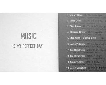 "NEW!...Our New Column...""Music is My Perfect Day"" ...heute der September"""