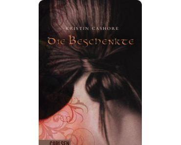 [Rezension] Die Beschenkte von Kristin Cashore (Graceling Realm #1)