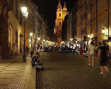 Die Indienacht von Prag
