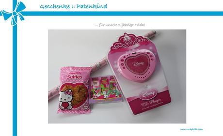 Geschenke Patenkind Mädchen