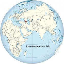 Derbe Klatsche für die USA und ihren georgischen Krawattenfresser