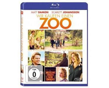 Filmkritik 'Wir kaufen einen Zoo' (Blu-ray)