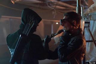 """News von Comicverfilmungen: """"Arrow"""" & """"Iron Man 3"""""""