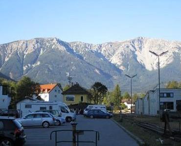 Puchberg – Schwarzau im Gebirge (Fortsetzung meines 06-Projekts), 03.10.2012