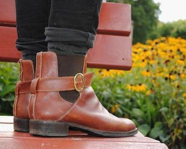Vintage Chelsea Boots