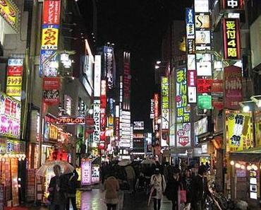 Die Gesichter Tokios