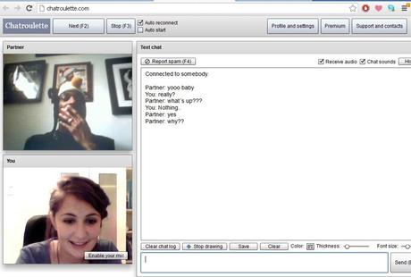 chatroulette review
