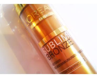 L'OREAL Sublime Bronze