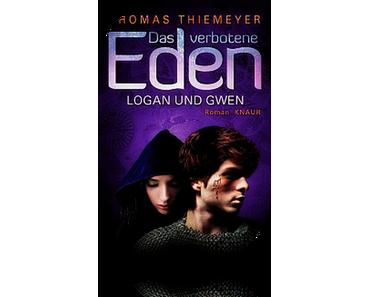 {Gastrezension} Das verlorene Eden - Logan und Gwen - Thomas Thiemeyer