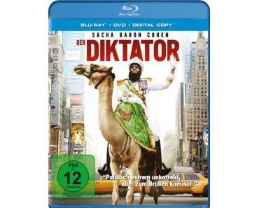 Filmkritik 'Der Diktator' (Blu-ray)
