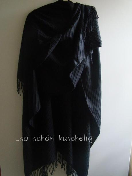New In: XXL Schal