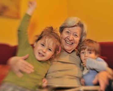 Großeltern und Enkelkinder – eine besondere Beziehung