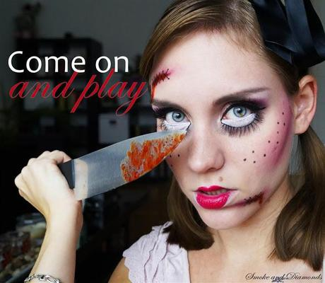 [Monday Make-Up Madness] Halloween