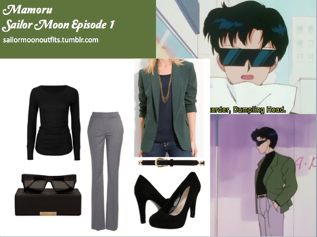 Sailor Moon fashion ~ girl's edition