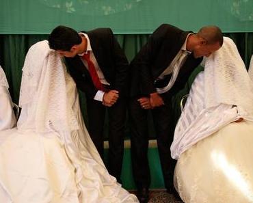Internationale Hochzeiten