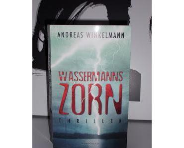 Rezension: Wassermanns Zorn von Andreas Winkelmann