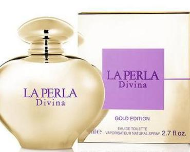 "La Perla ""Divina Gold"" Edition"