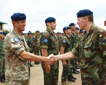 EUTM Somalia: Die Bundeswehr bildet in Uganda somalische Soldaten für den Krieg aus
