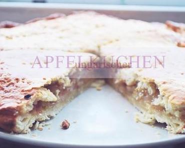 ungarischer Apfelkuchen (mit Zimt)