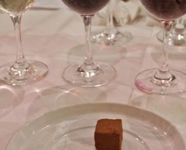 Slowfood: Wein und Schokolade – die etwas andere Weinprobe
