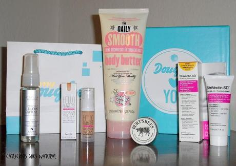 Douglas Box of Beauty Oktober 2012