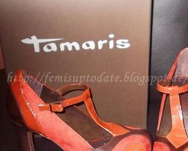 Femi liebt Tamaris Schuhe