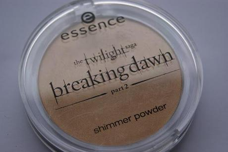 [Haul & Swatches] Essence breaking dawn part 2
