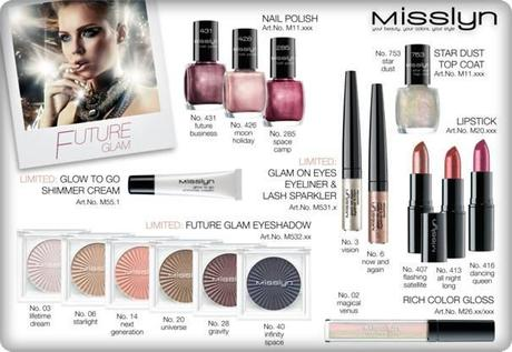 Misslyn Future Glam Kollektion