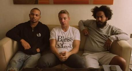 Major Lazer feat. Flux Pavilion – Jah No Partial [Video]