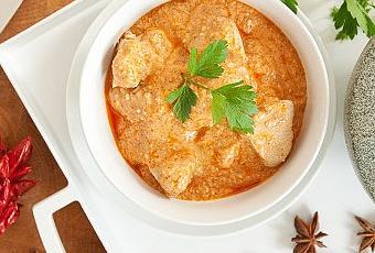 Indisches Butter-Chicken Rezept