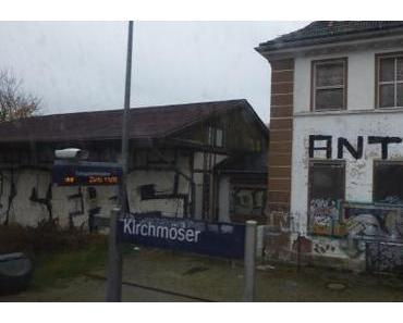Endstation Bahnfahrt