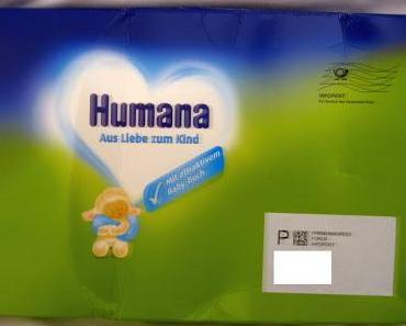 Post vom Humana Babyclub