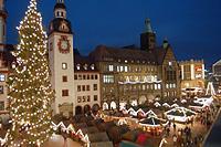 Erzgebirge-News Schwibbogen Weihnachtsmarkt Weihnachtspyramiden