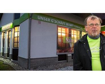 Neueröffnung Nah&Frisch; Markt – Unser G´schäft in Mitterbach