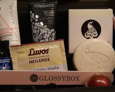 Glossybox Oktober 2012 - Home Spa