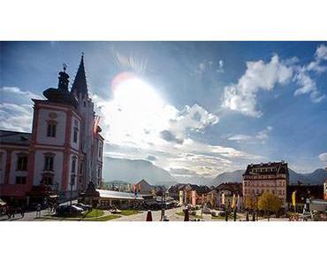 Wetter in Mariazell um den Nationalfeiertag – 26.10.2012