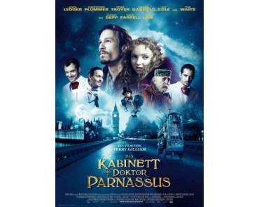 Filmkritik: Das Kabinett des Dr. Parnassus