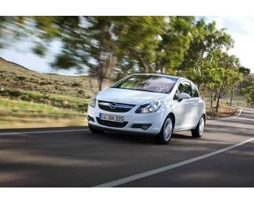 Der sparsamste Opel – Corsa 1.3 CDTI ecoFLEX
