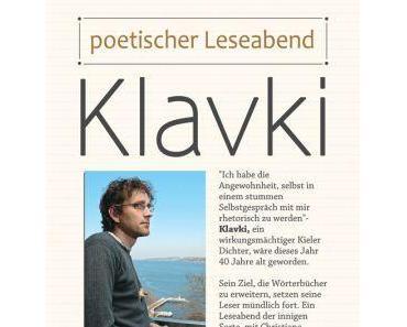 Klavki-Lesung