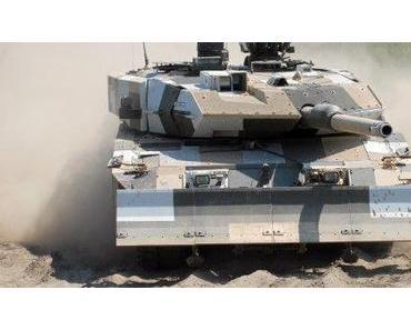 Nebenbei und unbemerkt: Indonesien bestellt 130 Leopard 2 Panzer