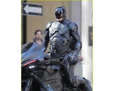 RoboCop: Neue detaillierte Fotos vom Set